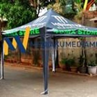 Tent 3 m Monster Racing Paddock