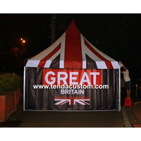 Jual Tenda Sarnafil 5m GREAT