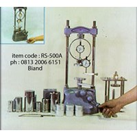 Unconfined Compression Machine Bandung