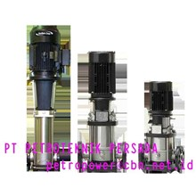 SBI Vertical Multistage Pumps SOUTHERN CROSS PUMP PT PETROTEKNIK PERSADA PUMP