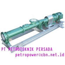 T Series Pedestal Mounted Helical Rotor Pumps SOUT