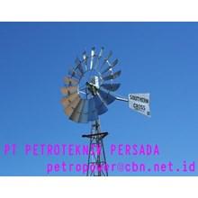 IZ Windmill SOUTHERN CROSS PUMP PT PETROTEKNIK PER