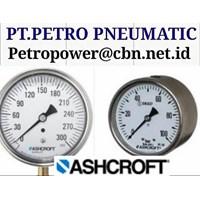 ASHCROFT PRESSURE GAUGE SWITCH PT PETRO CONTROL TE