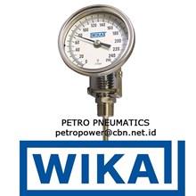 WIKA Bimetal Thermometer TI.32