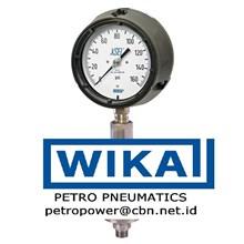 WIKA Diaphragm Seal Accessories PETRO PNEUMATICS
