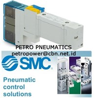 SMC CONTROL VALVE 5 Port Solenoid Valve PT PETRO P
