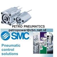 SMC Actuators and Air Cylinders PETRO PNEUMATICS
