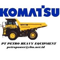 Jual Komatsu Dump Trucks Rigid HD405-7
