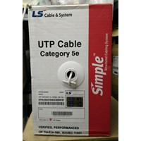 Jual Kabel UTP Cat5e LS