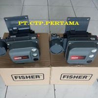 Jual Fisher Positioner Dvc6200