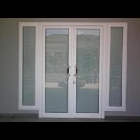 Pintu Alumunium Upvc