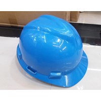 Safety helmet blue projects