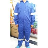 Jual Wearpack Baju Celana Warna Biru bca