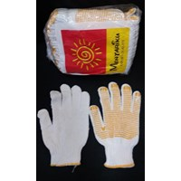Sell Gloves yellow spots