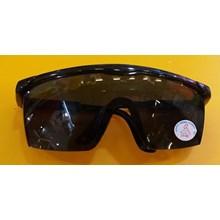 Kacamata safety  uv 400 Black