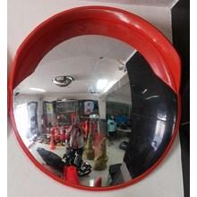 Kaca cembung atau Convex mirror out door