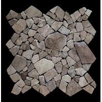 Batu Mozaic klik ubin