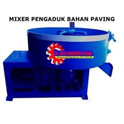 Mesin Mixer Pengaduk Bahan Paving