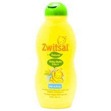 Zwitsal Baby Bath Hair & Body 200ml