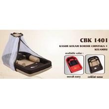 Kasur Kolam Kotak Bordir + Kelambu CBK140100