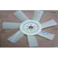 cooling fan excavators
