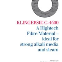 Jual Gasket klingersil 4500 ( www.tiraiplastikpvc.com