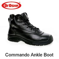 Jual Sepatu Safety Shoes Dr Osha Commando