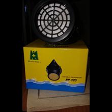 Masker Pernapasan Blue Eagle NP 305 + Catridge Rc 202 Masker Kimia