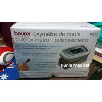 Jual Pluse oximeter beurer PO 30 cek kadar oksigen dalam darah