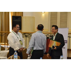 2016 Myanmar Seminar By Ftth Indonesia