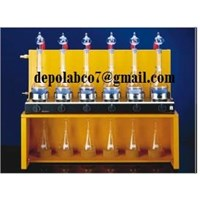 KJELDHAL DISTILLATION 100 ML KI 9 16