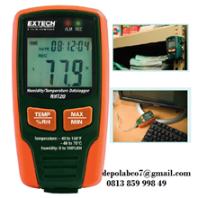 RHT~20 THERMOHYROMETER DATALOGGER WITH ALARM