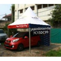 Jual Tenda Sarnafil Full Branding