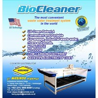 Biocleaner - Sistem Pengolahan Air Limbah