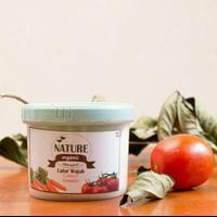 Jual Lulur Wajah Nature Organic Carrot Tomato