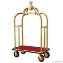 (Perabot Hotel) (Troli Hotel) EX: Birdcage Trolley BCT-KT