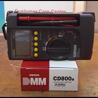 Jual Digital Multimeter merk Sanwa tipe CD800a