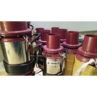Peralatan Perikanan Pompa Celup Tambak 2-12 Inci