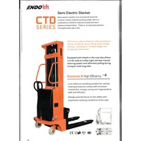 Sell SEMI ELECTRIC STACKER TYPE CTD hand pallet