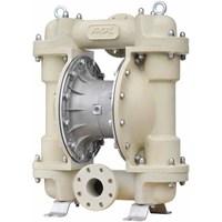 Jual Non-Metallic Fiberglass Air Operated Double Diaphragm Pumps