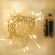 20 Lampu Hias Battery Led Dekorasi Rumah Kamar Cafe Bar Hotel