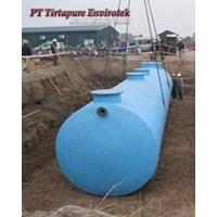 Tangki Ipal Biofilter 2 M3 Per Hour