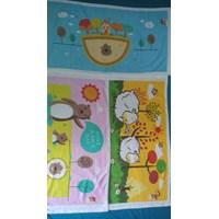 Jual Handuk Merah Putih Kids Printing