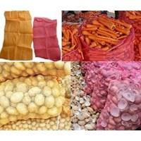 Jual Grosir Waring Sayuran Warna Hijau 60x100 cm Murah