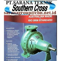 Jual SOUTHERN CROSS PUMP MECHANICAL SEAL PT SARANA PUMP SOUTHERN CROSS INDONESIA