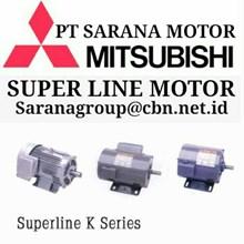 MITSUBISHI SUPERLINE ELECTRIC MOTOR PT SARANA MOTOR  AC MOTOR