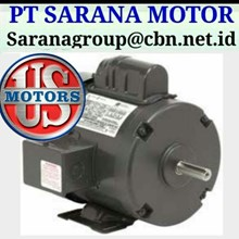 US ELECTRIC AC MOTOR PT SARANA MOTOR EMERSON MOTORS MADE IN USA