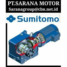 PT SARANA GEAR MOTORS SUMITOMO GEAR MOTOR CYCLO GEAR GEARREDUCER