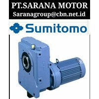 Sell PT SARANA GEAR MOTOR SUMITOMO GEAR MOTOR CYCLO GEAR