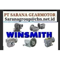 PT SARANA WINSMITH GEAR REDUCER GEARBOX